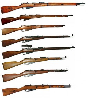 450px-Mosin_Nagant_series_of_rifles.jpg