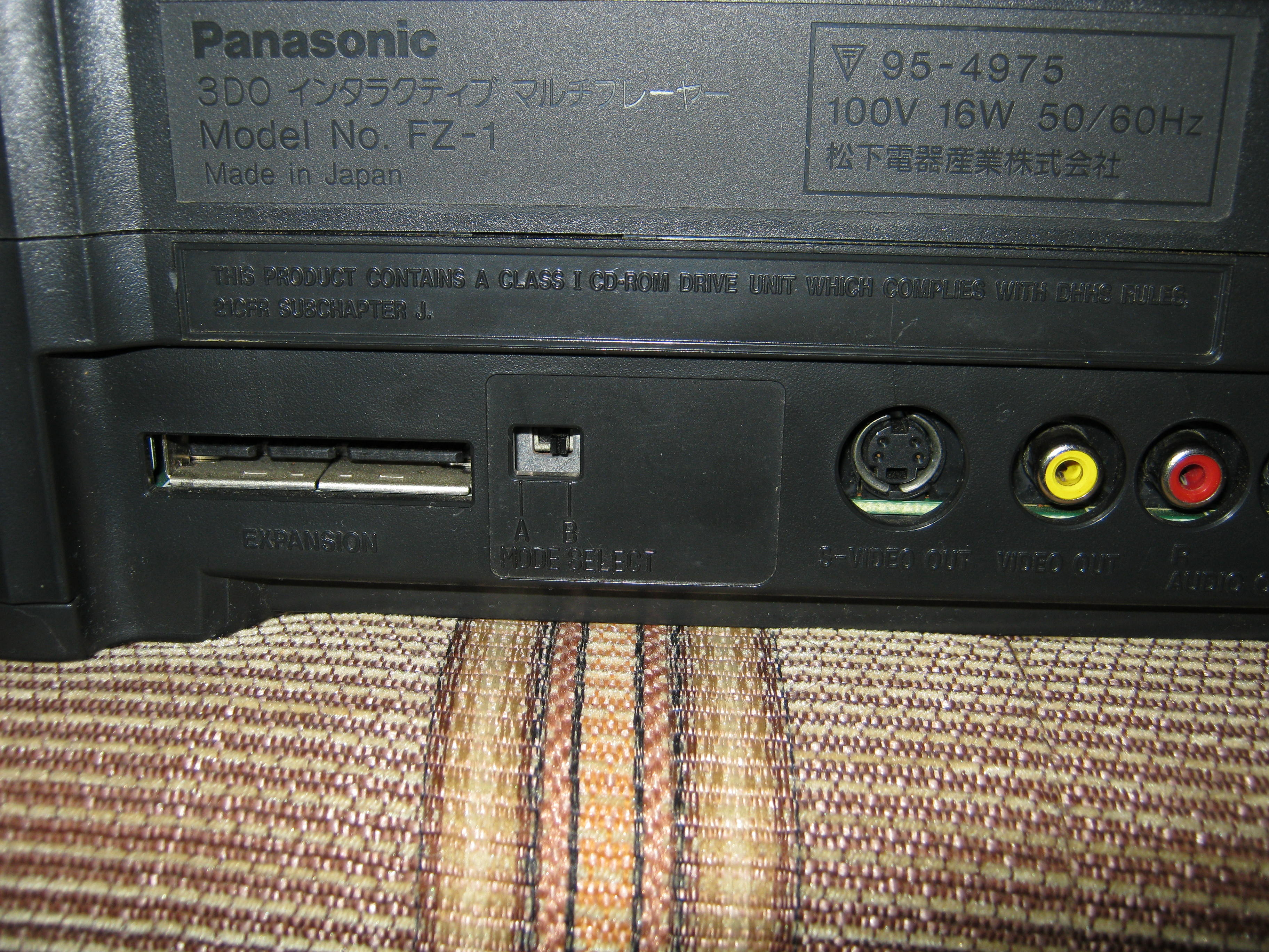 Panasonic FZ-1 (NTSC-J) back.jpg